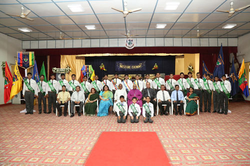 Investiture Ceremony 2017