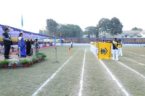 Annual Sports Day 2018