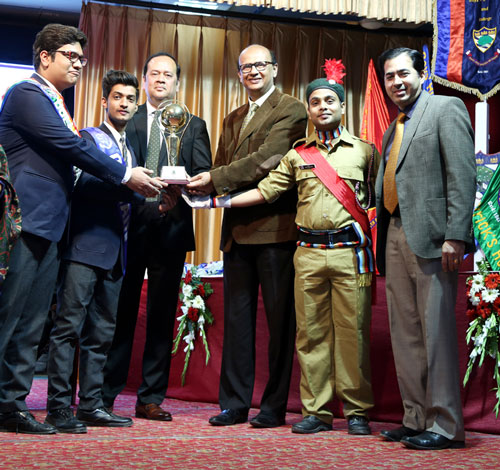 Annual Prize Day 2017-2018