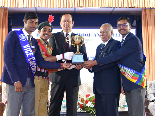 Annual Prize Day 2018-2019